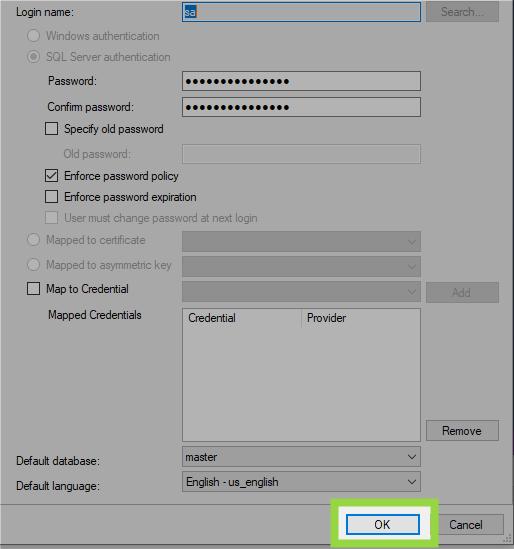 Login Properties sa password-SAVE.png