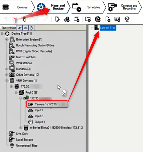 4_How to configure Motion Recording for nights and weekends in Bosch Video Management System (BVMS).png