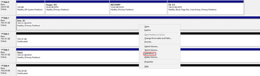 5_How to create mirrored drive sets in a DIVAR IP all-in-one 5000.png