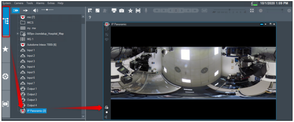 7_How to add camera in VRM and display images in Operator Client (BVMS 10).png