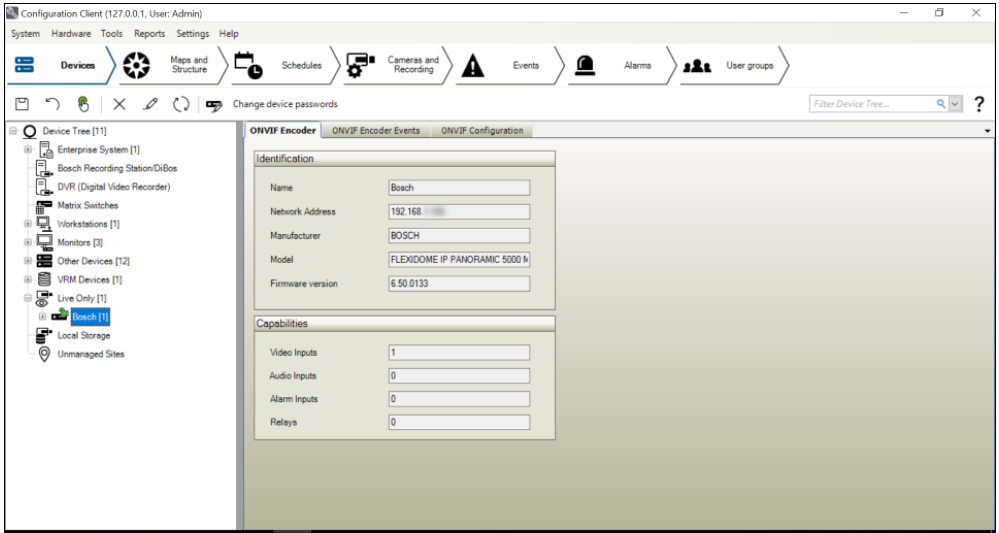 6_How to add ONVIF camera in Bosch Video Management System (BVMS).png