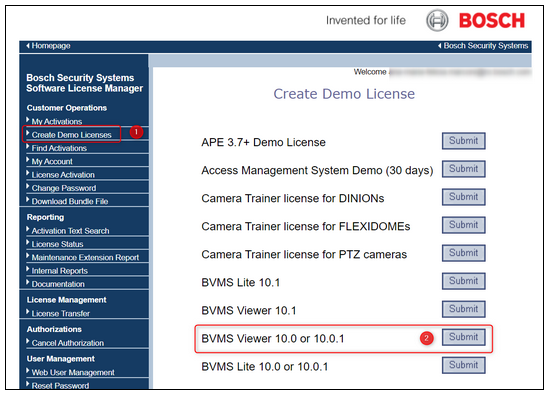 2_How to license BVMS viewer.png