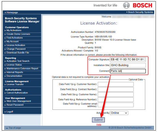 3_How to license BVMS viewer.png