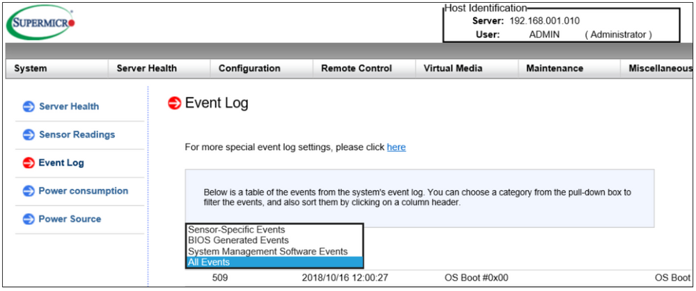 11_How to remotely view and collect the system's event log through IPMI (Intelligent Platform Management Interface).png