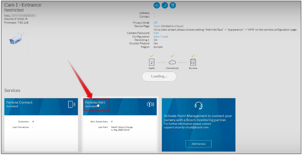 5_How to add a user to Remote Alert service in Remote Portal.png