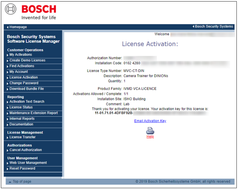 3_How to license a Bosch camera.png