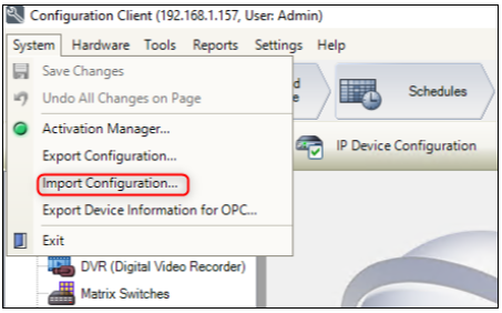 3_Server of configuration database is already in the server list. Remove either the server that is twice.png