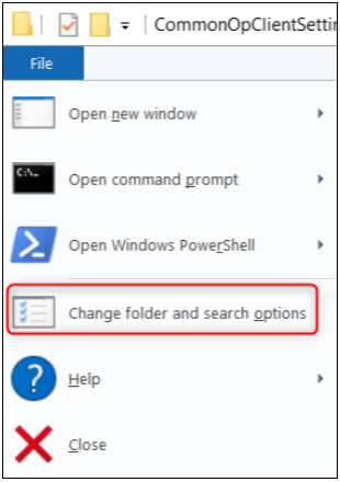 3 How to fix the No Config message displayed in BVMS Operator Client.png