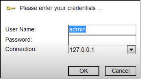 5 How to fix the No Config message displayed in BVMS Operator Client.png