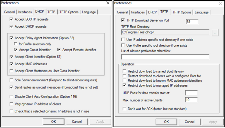 10_How to assign IP address to a DIVAR IP 7000- 6000 through haneWIN DHCP server software.png