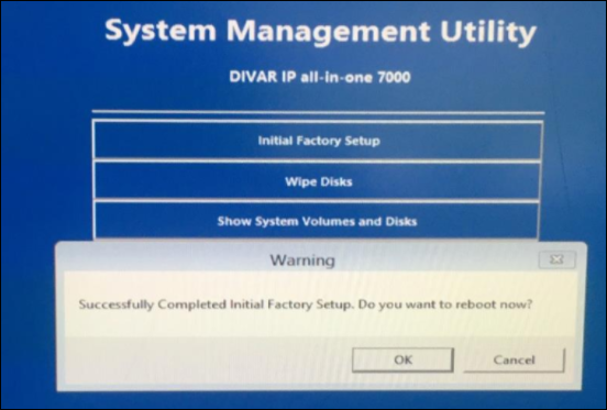 17 DIVAR IP All-in-one 7000 RAID 15 creation & Full Factory Default including basic troubleshooting.png