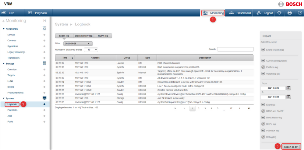 1_How to collect VRM logs with VRM (v3.82- v3.83).png