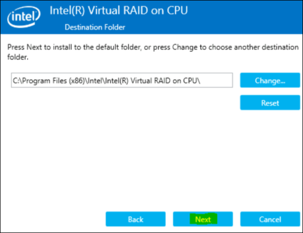 5 How to enable the Intel Utility for SSD monitoring on DIVAR IP all-in-one 7000.png