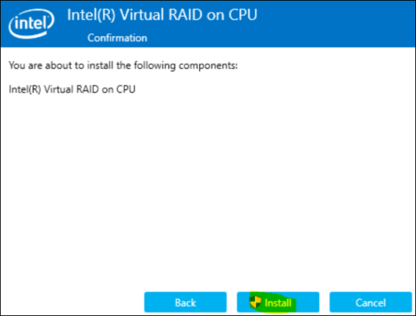 6 How to enable the Intel Utility for SSD monitoring on DIVAR IP all-in-one 7000.png