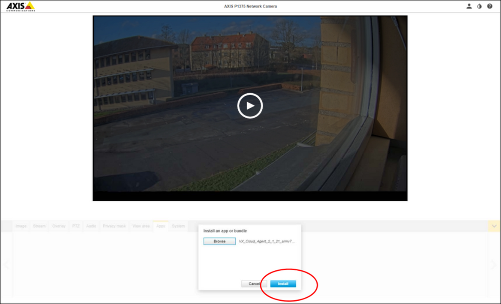 4 How to add 3rd party camera to Cloud-based Services (CBS) Alarm Management - Bosch.png
