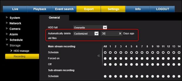 1 How to set maximum retention time on Divar Network models.png