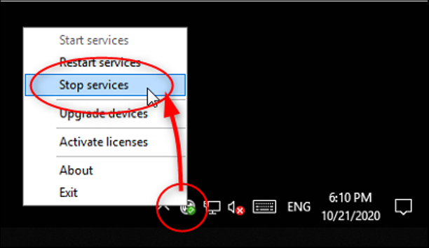45 How to Back-up and Restore the DICENTIS Server System (wired).png