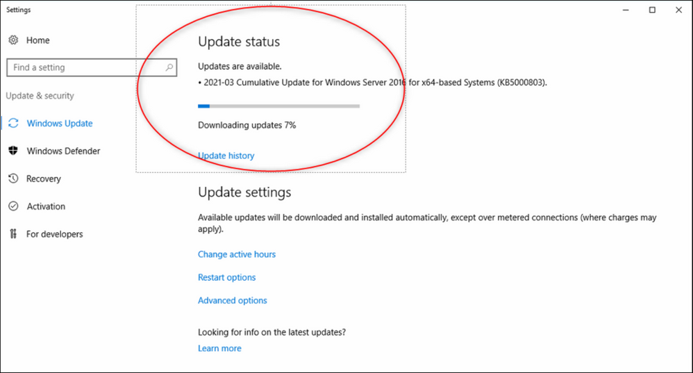 9 How to automatically update Windows Server 2016 for DICENTIS (online - with internet connection).png