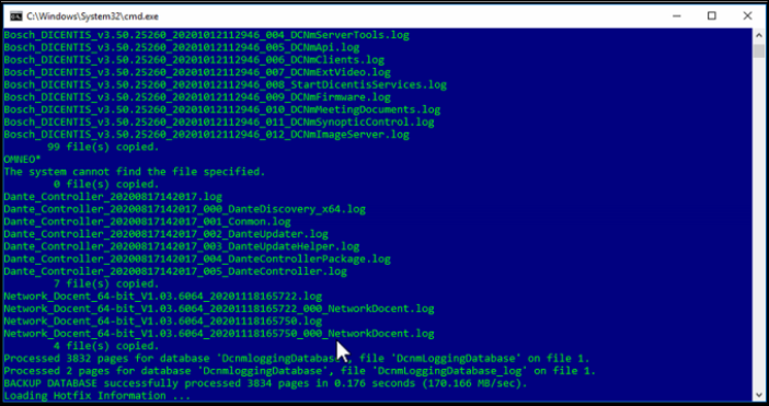 4 How to extract DICENTIS wired system log files for deeper analysis using DicentisDatabaseBackup.bat.png