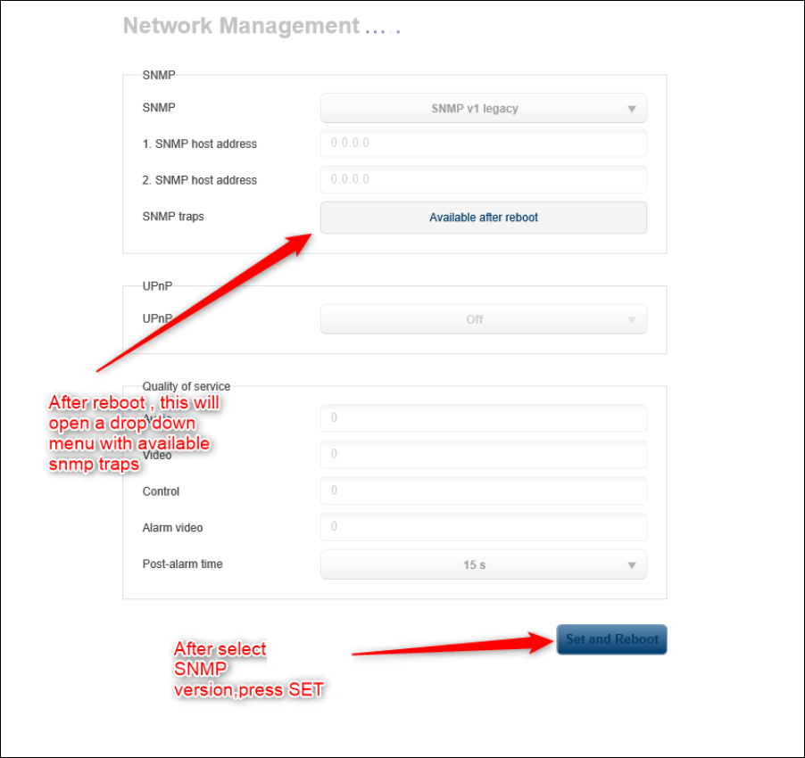 4 How to find and activate the SNMP on a DINION IP starlight 6000 HD camera to be able to monitor it.png