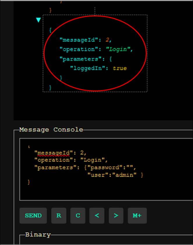 6 WebSocket test for DICENTIS wired refering to Conference Protocol and custome made platforms (Synoptic Webview).png