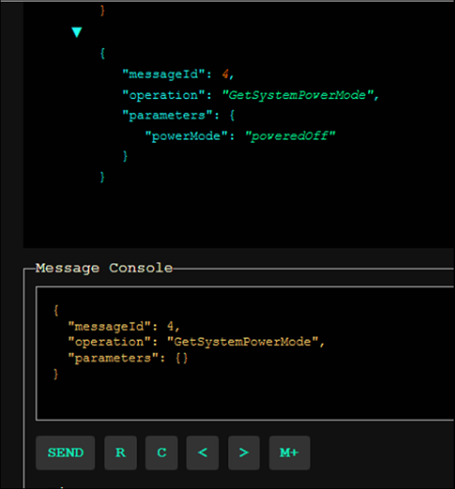 8 WebSocket test for DICENTIS wired refering to Conference Protocol and custome made platforms (Synoptic Webview).png