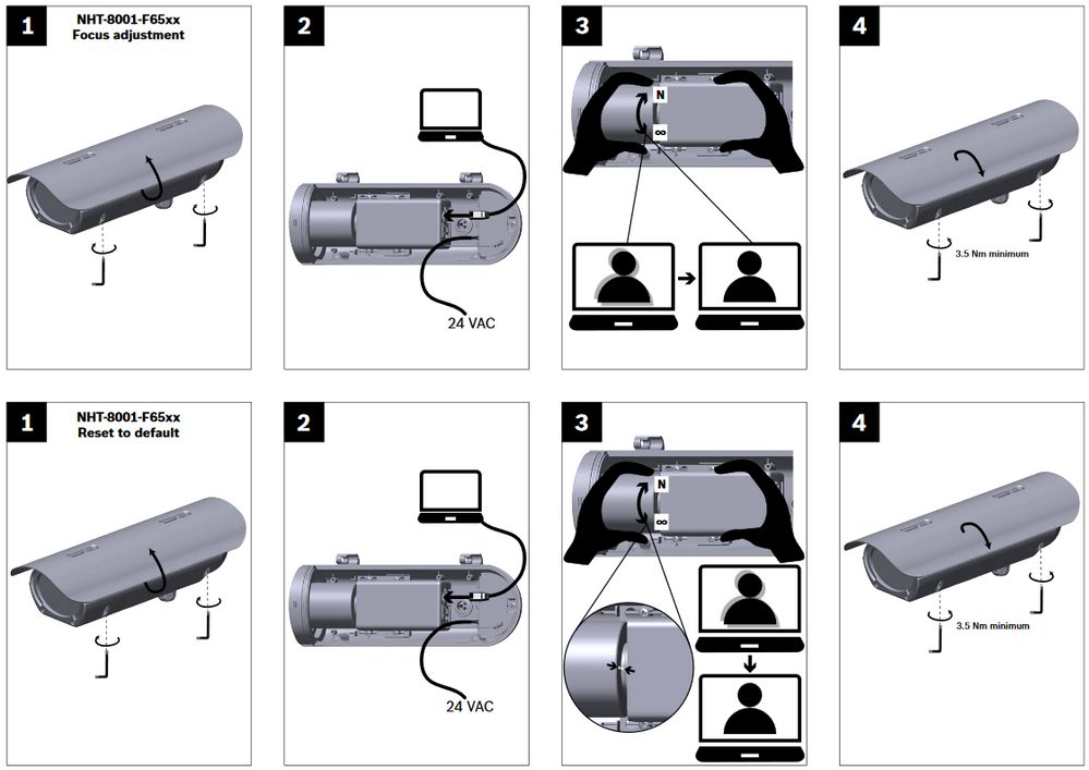 2 How to manually adjust the focus ring of a Dinion Thermal camera.png