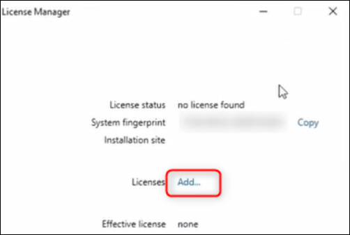 4 How to activate a new BVMS 11.0 license.png