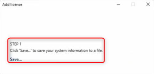5 How to activate a new BVMS 11.0 license.png