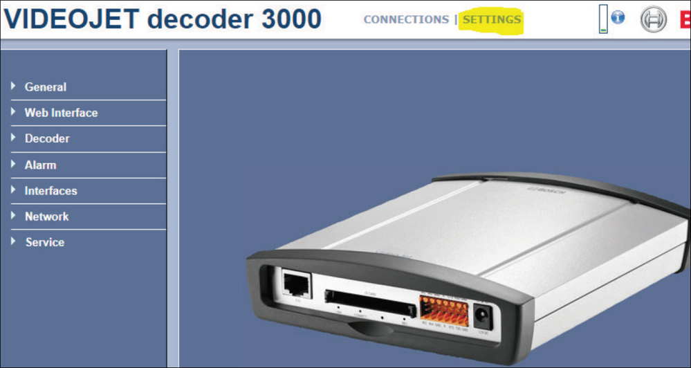 13 How to configure MIC IP 7000 HD with VIDEOJET decoder 3000 for integration with analog CCTV systems.png