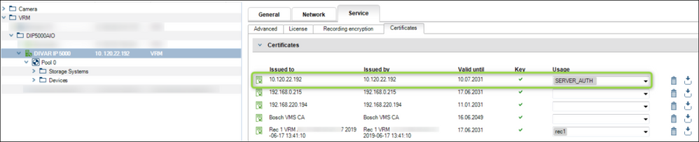 8 How to update Certificate on IP Camera's & VRM Servers.png