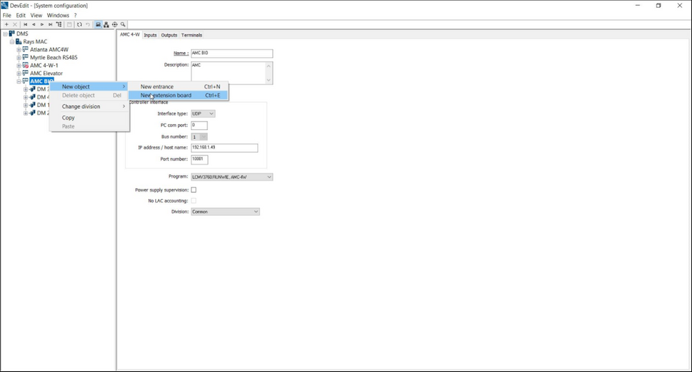 3 How to add a reader extension board to Access Management System (AMS).png