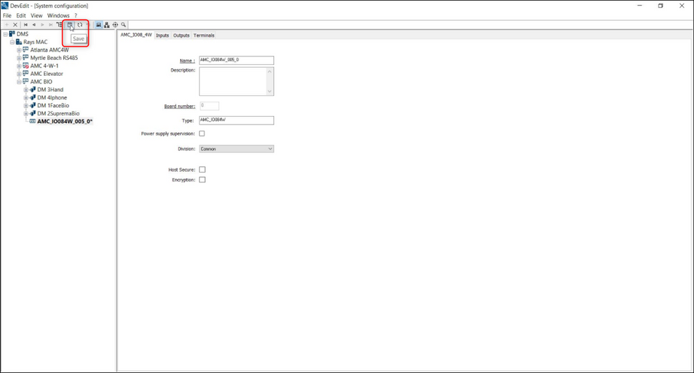 5 How to add a reader extension board to Access Management System (AMS).png