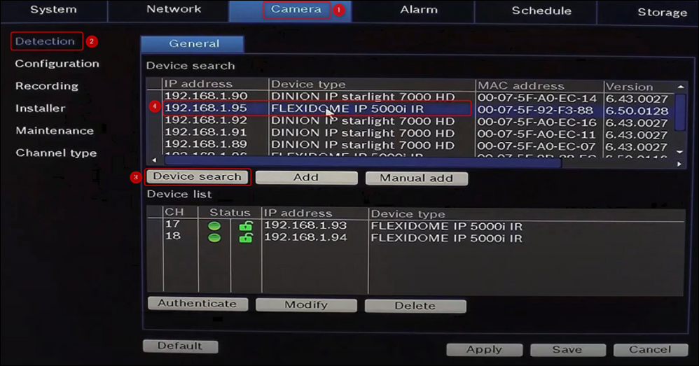 2 Fix IP cameras when they cannot be connected to the Divar network 2000.png