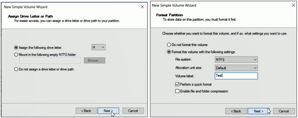 4 How to create iSCSI Virtual DiskLUNs after replacing an HDD on a DIVAR IP 5000 AIO.png