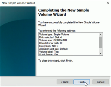 5 How to create iSCSI Virtual DiskLUNs after replacing an HDD on a DIVAR IP 5000 AIO.png