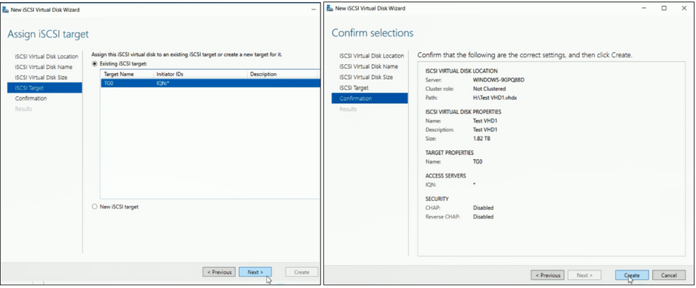 16  How to create iSCSI Virtual DiskLUNs after replacing an HDD on a DIVAR IP 5000 AIO.png