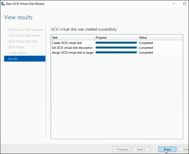17  How to create iSCSI Virtual DiskLUNs after replacing an HDD on a DIVAR IP 5000 AIO.png